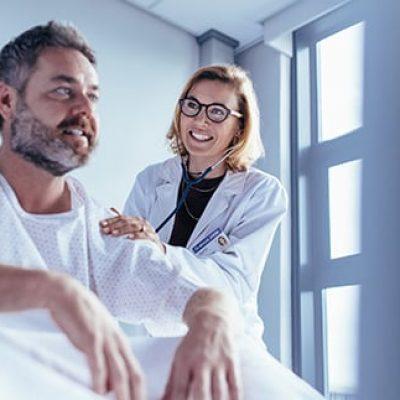 Doctor-helping-patient